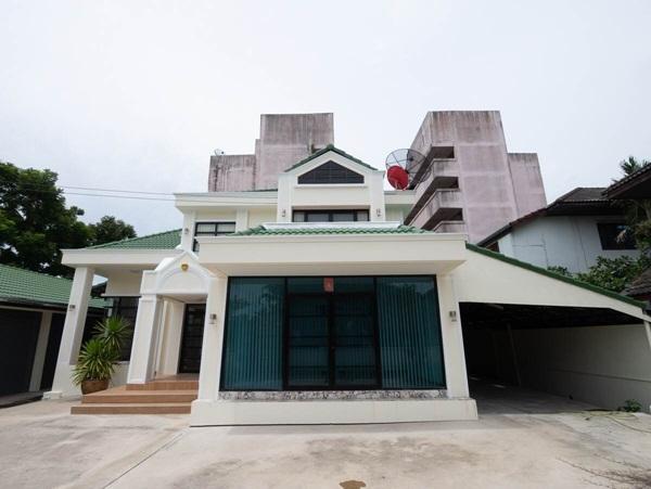 ขายบ้านเดี่ยว หมู่บ้านรัชดาวัลย์เฮอร์ริเทจ ประชาอุทิศ 76 ราคาถูก 176 ตารางวา
