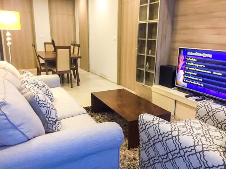 ห้เช่า Condo โนเบิล เพลินจิต NOBLE PLOENCHIT For Rent 2bed 2bath