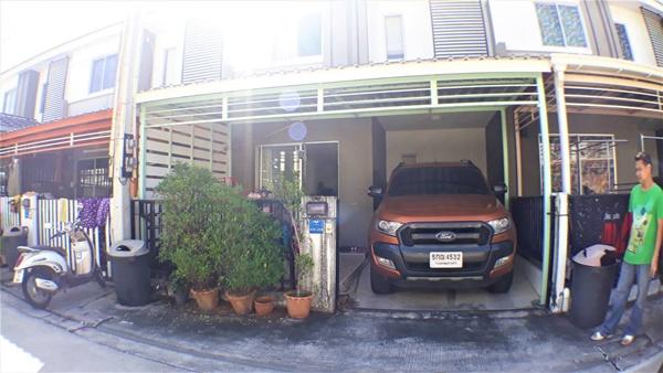 ขายบ้านทาวน์โฮม ม.พฤกษา89 เนื้อที่ 17.4 ตร.ว 2 ชั้น 3 ห้องนอน 2 ห้องน้ำ