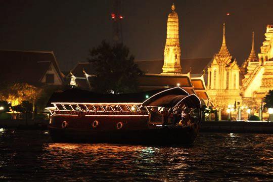 รับจองเรือล่องแม่น้ำเจ้าพระยา เรือดินเนอร์ เรือนาวา ราคาพิเศษ !!