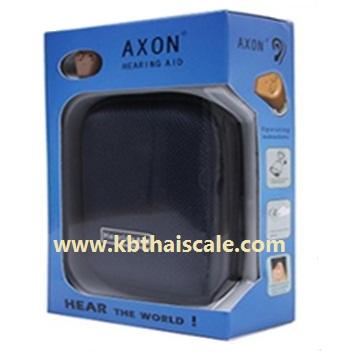 เครื่องช่วยฟังราคาถูก เครื่องช่วยฟังดิจิตอล ยี่ห้อ : AXON รุ่น K-88
