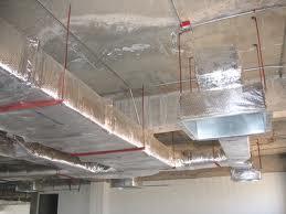 ท่อดัก ถูกนำมาใช้งานในระบายอากาศ หรือ ระบบทำความเย็นโรงงานอุตสาหกรรม