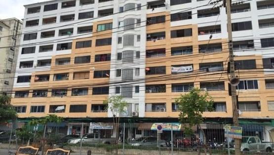 ขายคอนโดฟิวเจอร์เพลส รังสิต อาคาร2 ชั้น 9 ขนาด 27.0 ตรม.