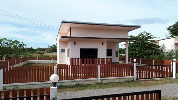 ขายบ้านราชบุรี ขายบ้านเดี่ยว 2ห้องนอน 2ห้องน้ำ ขนาด 100ตารางเมตร 100ตารางวา