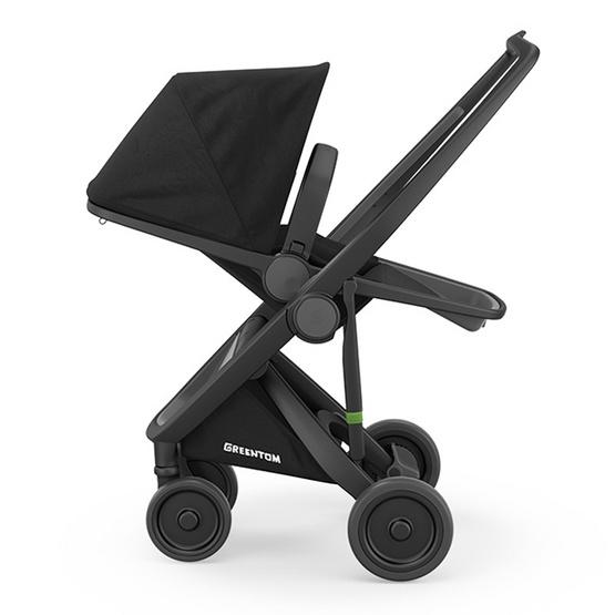 Greentom รุ่น Reversible - A+B+D black-black