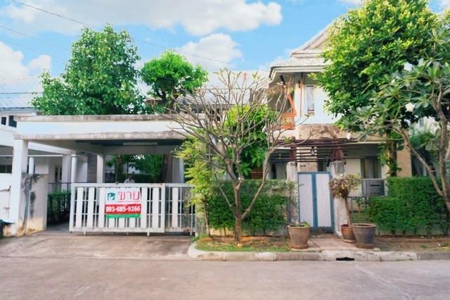 ขายด่วน บ้านเดี่ยว 2 ชั้น 65.6 ตรว. มบ.โนเบิล วานา วัชรพล ตกแต่งสวยงาม บิลท์อินทั้งหลัง
