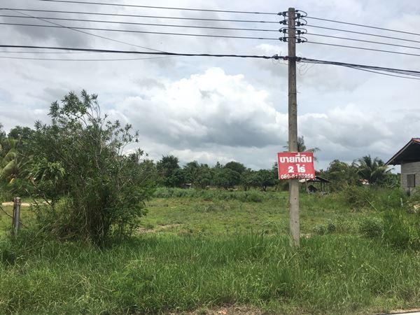 ขายขาดทุน ที่ดินหัวหิน สวยมาก 2ไร่ ถนนดี ถมแล้ว น้ำไฟพร้อม ใกล้สวนสัตว์หัวหิน