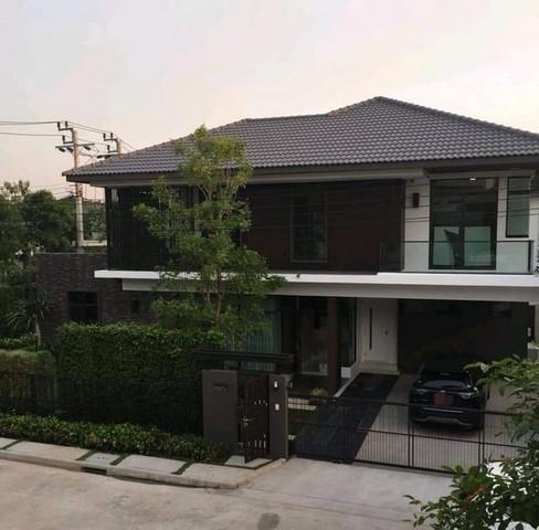 HR 2875 ให้เช่า ขายบ้านเดี่ยว 2ชั้น มัณฑนาเลค วัชรพล ถนนสุขาภิบาล5 หลังมุม