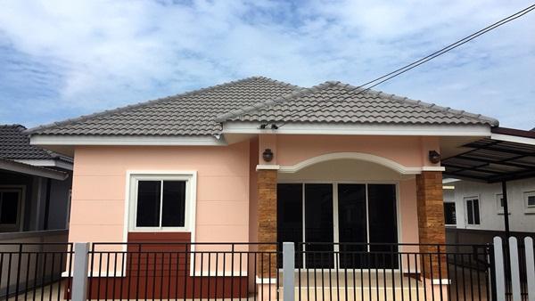 ขายบ้านอุดรธานี ขายบ้านสร้างใหม่ 3 ห้องนอน 2 ห้องน้ำ เนื้อที่ 50 ตารางวา
