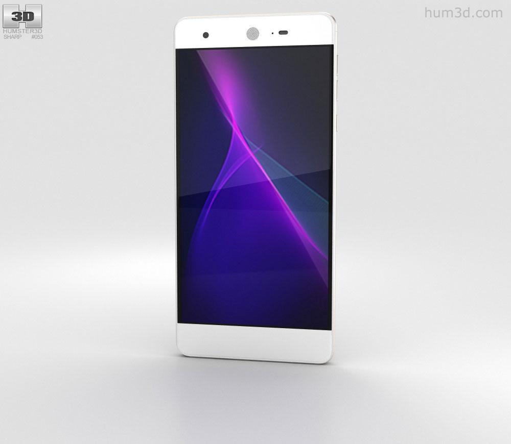 Sharp Smartphone Aquos Z2