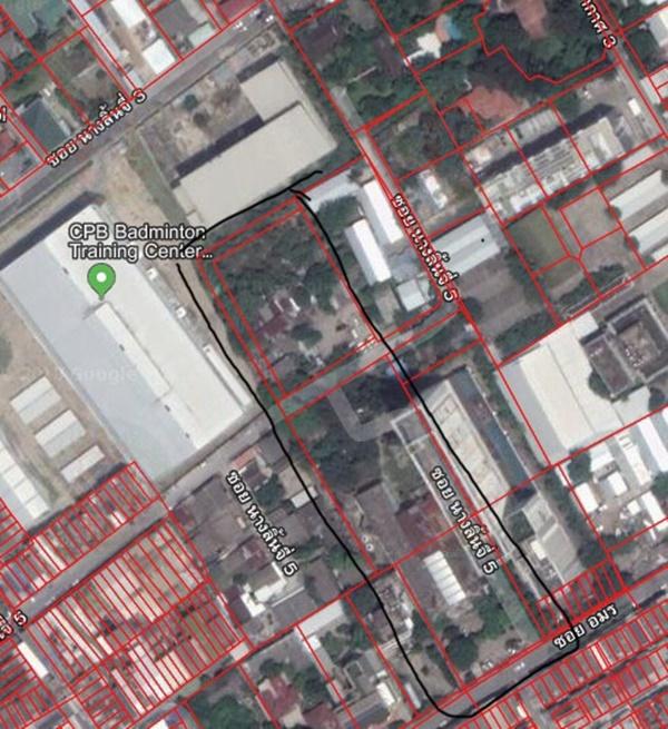 ขายที่ดิน 6 ไร่ หน้ากว้างติดซอยอมร ถนนนางลิ้นจี่  เขตยานนาวา แขวงช่องนนทรี พื้นที่ใจกลางกรุงเทพ โดยการประมูลผ่านกรมบังคับคดี ในวันที่ 23 มกราคม 2562