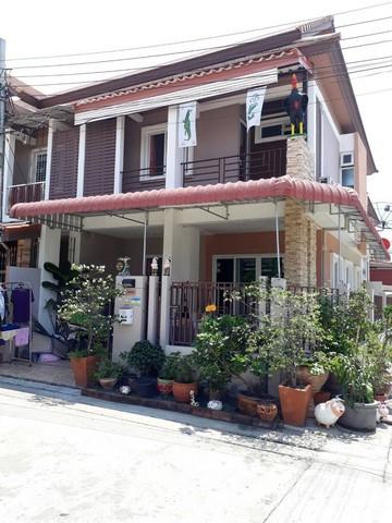 ขายด่วนมากทาวน์โฮมหลังมุม 2 ชั้น หมู่บ้านสุขนิเวศน์6 (3 ห้องนอน 3 ห้องน้ำ)
