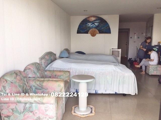 OT-0112 ขายคอนโด VIP คอนโดเชน หัวหิน-ชะอำ ขนาด 37.41 ตรม. 1 ห้องนอน 1 ห้องน้ำ ชั้น 12 เฟอร์ครบ