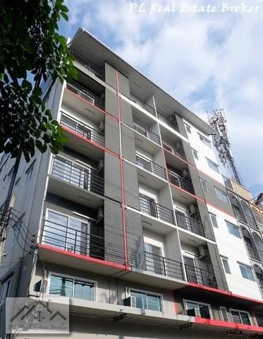 ขายอาพาร์ทเม้น 7 ชั้น 92 ห้อง ใกล้ BTS ตลาดพลู ย่านท่าพระตลาดพลู