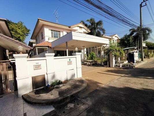 ขายบ้านเดี่ยว 2 ชั้น หมู่บ้านชัยพฤกษ์บางบัวทอง  ต.พิมลราช อ.บางบัวทอง นนทบุรี 83 ตรว.