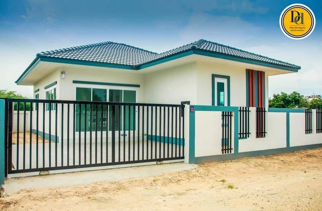 ขายบ้านเดี่ยว ปัณณ์สิริ บ้านใหม่ คุณภาพดี 3 นอน 2 น้ำ 2 จอดรถ 45.6 ตาราวา