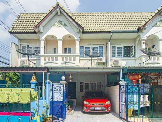 P ขาย  ทาวเฮ้าส์ 2 ชั้น บ้านร่วมทางฝัน ขนาด 18 ตรว. พื้นที่ 108 ตรม. 3 นอน 3 น้ำ บ้านสวย ใหม่มาก