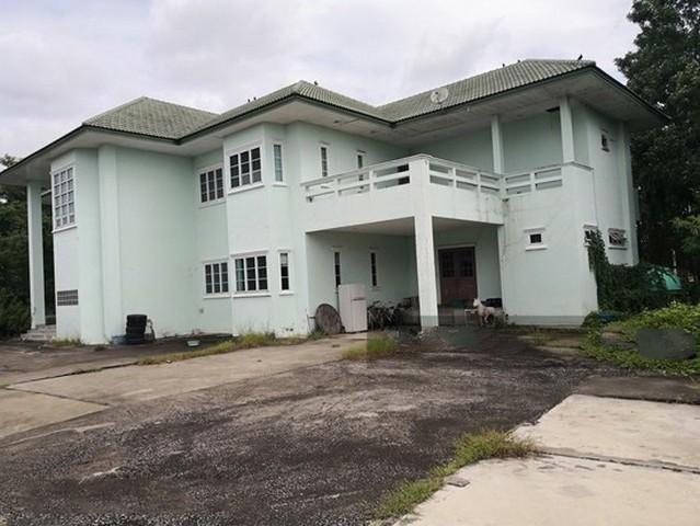 ขาย บ้านเดี่ยว 2 ชั้น เนื้อที่ 315 ตรว. 4นอน3น้ำ สามพราน นครปฐม