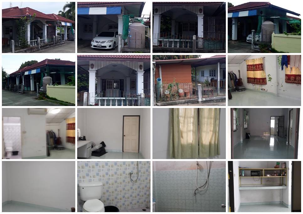ขายบ้านเดี่ยว 84 ตรว. จ.ระยอง อ.บ้านฉาง ต.บ้านฉาง 2 ห้องนอน 2 ห้องน้ำ