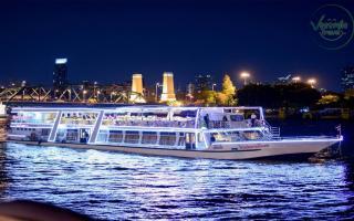 ล่องเรือดินเนอร์เจ้าพระยา.COM  รับจองที่นั่งบนเรือสำราญ ล่องแม่น้ำเจ้าพระยา ราคาพิเศษสุดๆ กว่าทุกๆที่ โทร.087-4985244