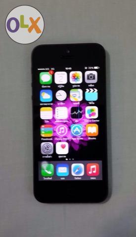 ขาย iphone 5 สีดำ อุปกรณ์ครบ พร้อมกล่อง สภาพเดิมๆ