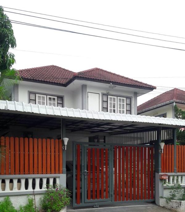 ขายบ้านเดี่ยว หมู่บ้านพระปิ่น5 ขนาด 57 ตรว. ราคา 3.45 ล้านบาท