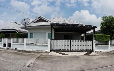 ขายบ้านเดี่ยวชั้นเดียว หมู่บ้านเดอะแกรนด์ สุขประยูร2 นาป่า ชลบุรี ใกล้นิคมอมตะนคร สภาพดีราคาพิเศษ!!!