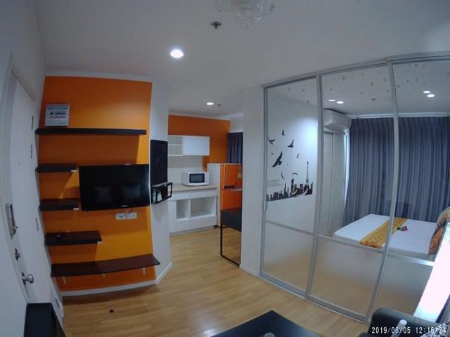 ขาย / เช่าคอนโด Lumpini Place Suksawat - Rama 2   1 ห้องนอน 1ห้องน้ำ
