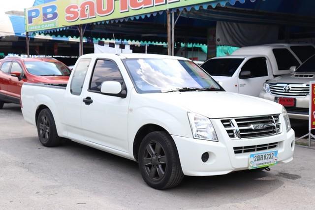 ขายรถสภาพสวยไม่มีชนพร้อมใช้ ISUZU DMAX 2.5 CAB เกียร์ธรรมดา ฟรีดาวน์ อายุงานสี่เดือนออกได้