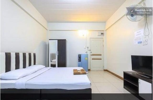ให้เช่าห้องพัก 40 ตารางเมตร รายเดือน คู้บอน6 ถนนรามอินทรา ติดต่อ029432378