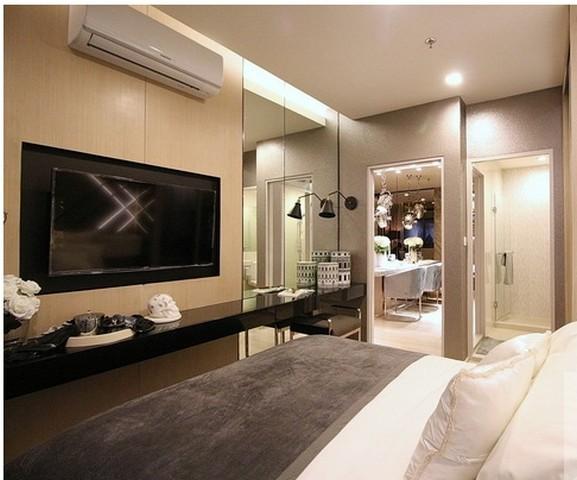 ให้เช่าคอนโด ไลฟ์ สุขุมวิท 48 อาคาร2 ชั้น9 ขนาด 30ตร.ม 1ห้องนอน 1ห้องน้ำ ใกล้BTS พระโขนง