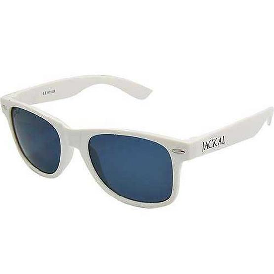 แว่นกันแดด Jackal รุ่น JS014 กรอบ WH /Smoke Lens