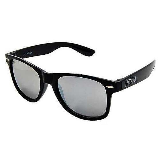 แว่นกันแดด Jackal รุ่น JS004 BK Frame /Sliver Mirror Lens