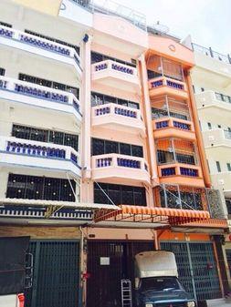 GOOD ให้เช่าตึกแถวอาคารพาณิชย์ l ถนนเจริญนคร กว้าง   4 เมตร ลึก15เมตร 6 ชั้น.ค่ะ
