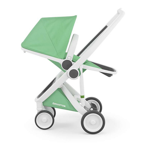 Greentom รุ่น Reversible (A+B+D white-mint)