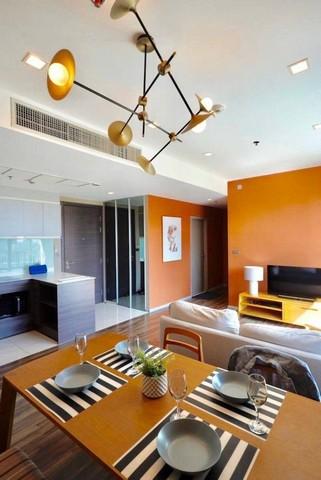 ขาย คอนโด ซีลบาย แสนสิริ 2 นอน 2 น้ำ ชั้น 11 ตึก B 2 วิวเมือง พร้อม เฟอร์นิเจอร์ ครบคัน 65.56 ตรม