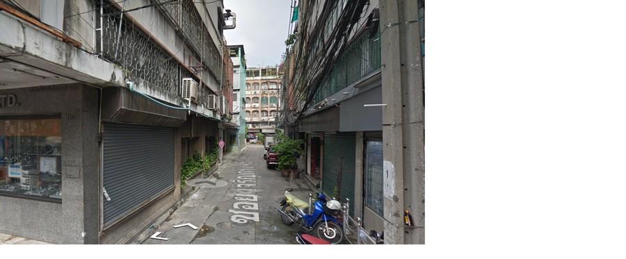 ขายที่ดินเนื้อที่ 328 ตรว เหมาะทำโรงแรมหรือ เซอร์วิสอพาร์ทเม้นท์ ถนนเจริญกรุง ย่านใกล้ สีลม สุรวงศ์