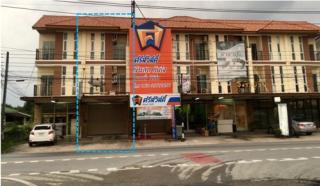 ขายอาคารพาณิชย์ 3 ชั้น ทำเลดี ย่านนิคมอมตะ ถนนหนองตำลึง-บ้านเก่า ชลบุรี ขายต่ำกว่าราคาประเมิน โทร.081-657-4950