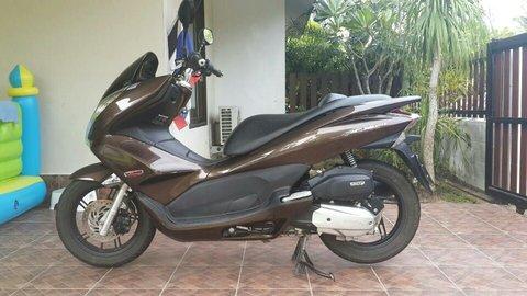 ขายด่วน PCX 150 cc