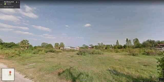 ขายที่ดิน 1 ไร่ 27.8 ตร.วา ซอยเทวาภิบาล 13 ใกล้ถนนใหญ่ ใจกลางเมืองร้อยเอ็ด