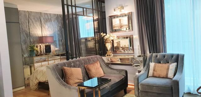 ขายคอนโด นอตติ้ง ฮิลล์ ดิ เอ็กซ์คลูซีฟ เจริญกรุง Notting Hill The Exclusive 1 ห้องนอน