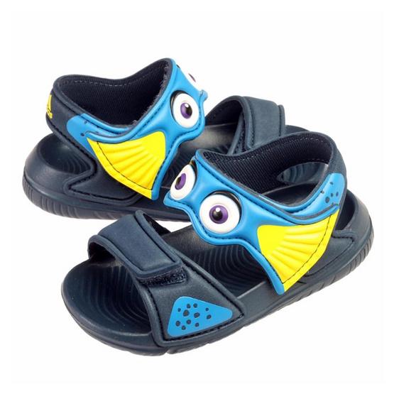ADIDAS รองเท้าเด็ก DISNEY AKWAH 9 I AF3920 ฟ้า