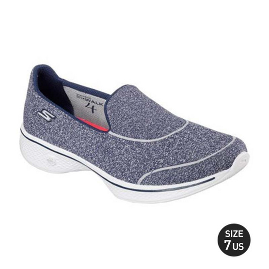 SKECHERS รองเท้าลำลอง GO WALK 4 SUPER SOCK 4 14161/NVY
