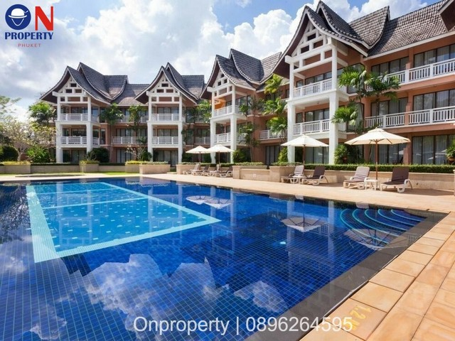 Apartment for Rent in Laguna 1 bed 1 bath 38,000 Baht/month