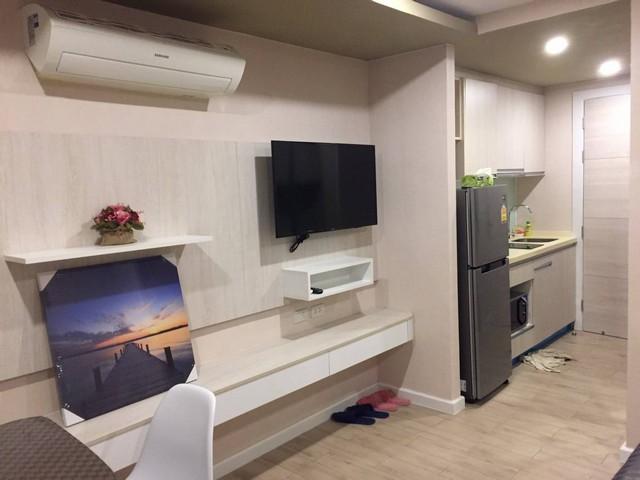ขาย SevenSea condo Pattaya Jomtien ตกแต่งครบพร้อมอยู่ เพียง 1.8 สนใจติดต่อ คุณทีน่า 082 949 6364