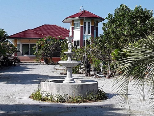 ขายที่ดิน 2 ไร่ 2 งาน สี่เหลี่ยมสวยงาม บรรยากาศเยี่ยม พร้อมแถมบ้านเดี่ยวใหม่พร้อมโดมสวยงาม