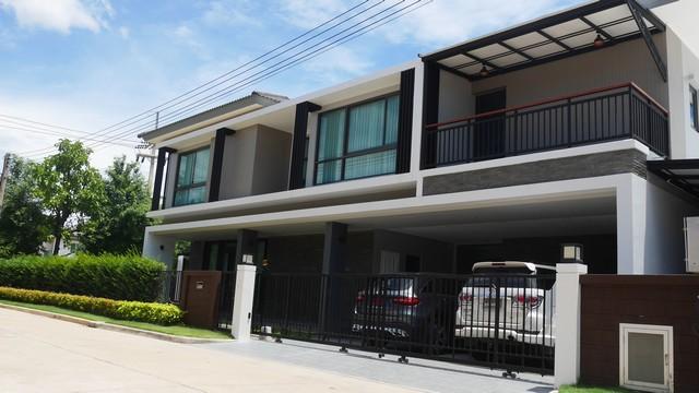 ขายบ้านเดี่ยวเดอะแกรนด์พระราม 2 The Grand Rama 2 โซน Grandio