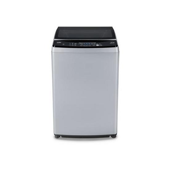 BEKO เครื่องซักผ้าฝาบน รุ่น WTAD - 18AS (สีเงิน)