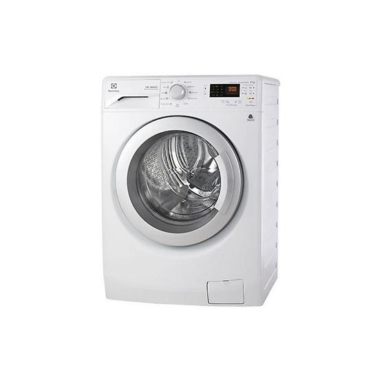 Electrolux เครื่องซักผ้าฝาหน้า EWF12942 สีขาว