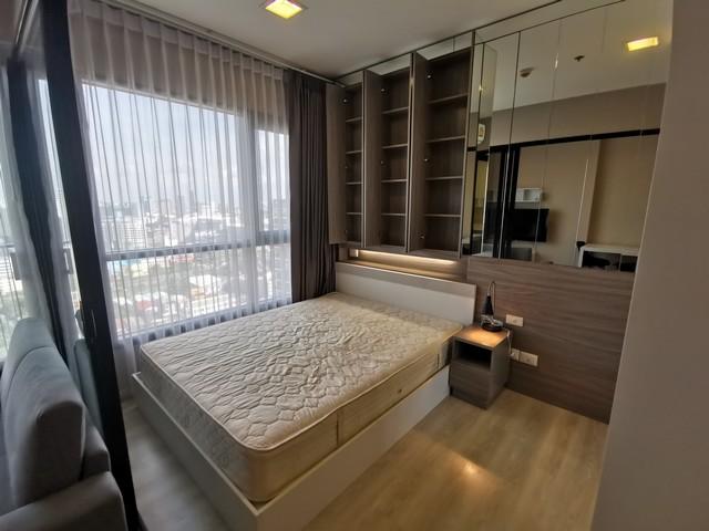 ขายคอนโดพร้อมอยู่ 1ห้องนอน 28 ตารางเมตร Condolette Midst พระราม9 ใกล้ MRT พระราม9